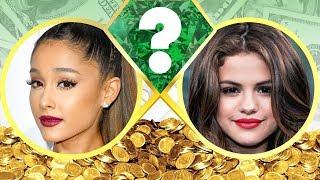 WHO'S RICHER? - Ariana Grande or Selena Gomez? - Net Worth Revealed! (2017)