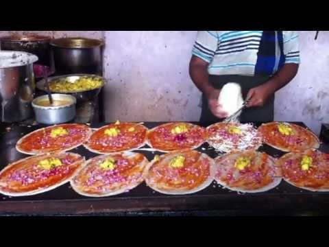 Street Food in Hyderabad