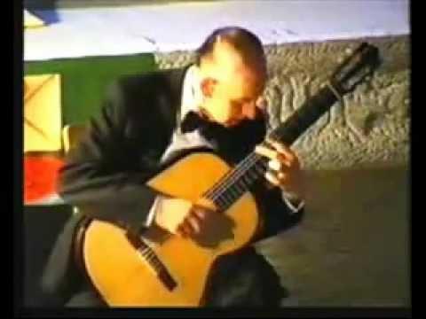 Agustín Barrios - Confesion Abel Carlevaro guitarra