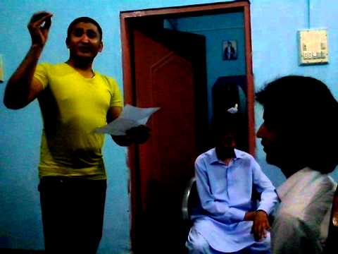 Aakhri Roze Hain - Rehearsal At Sehri Time video