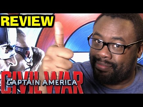 CAPTAIN AMERICA CIVIL WAR REVIEW - NO SPOILERS