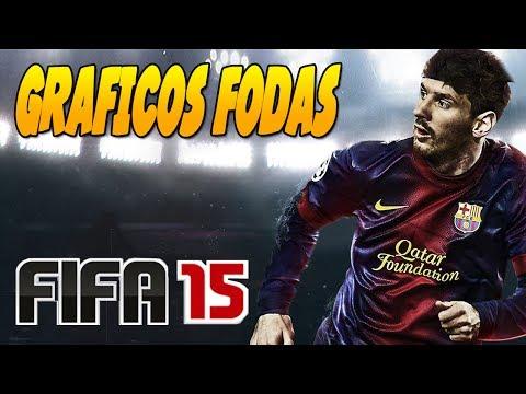 FIFA 15 - IGNITE NO PC - GRAFICOS FODAS !!