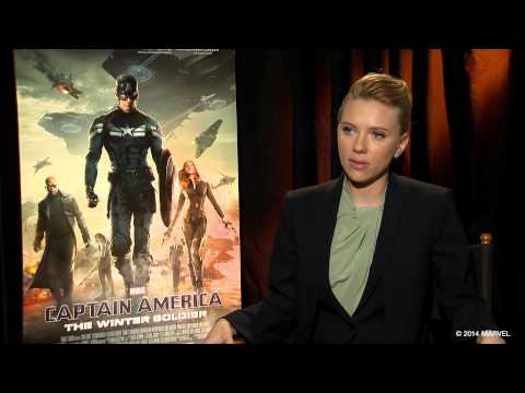 The cast of Marvel s Captain America: the Winter Soldier answer your questions