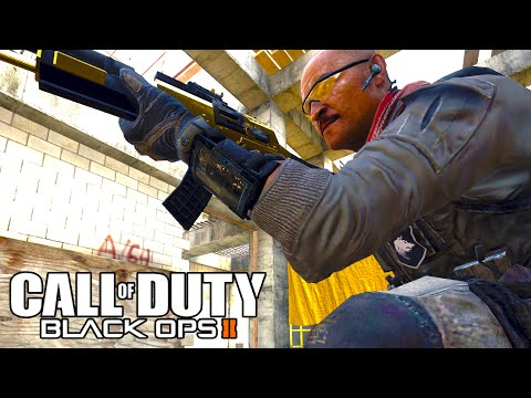 Black Ops 2 - Best Choke of Life (Gameplay Commentary)