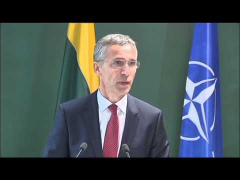 NATO Urges Russia Pullback: Stoltenberg demands Russian military withdraws from Ukraine