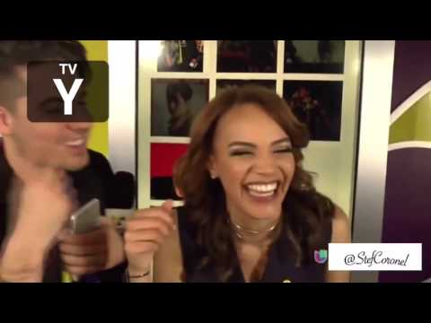 Love Triangle Between Luis Coronel, Leslie Grace, and Becky G