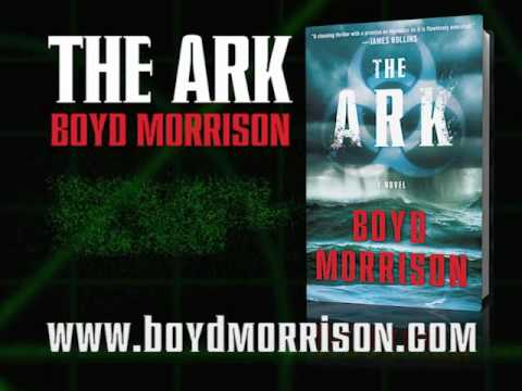 The Ark Boyd Morrison Book Trailer