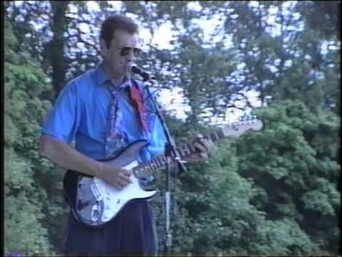 Henry Vestine&the BluzCrafterz - Slow Blues Solo