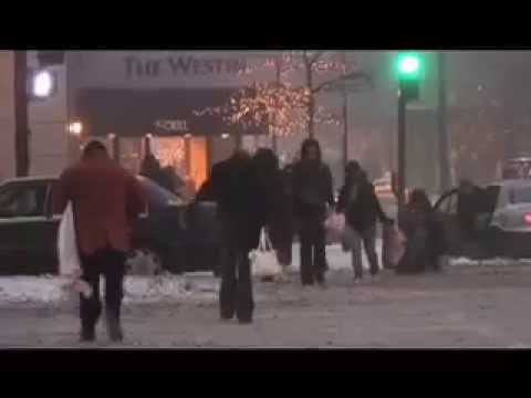 CHICAGO BLIZZARD / THUNDERSNOW STORM FEBRUARY 1 ST 2011