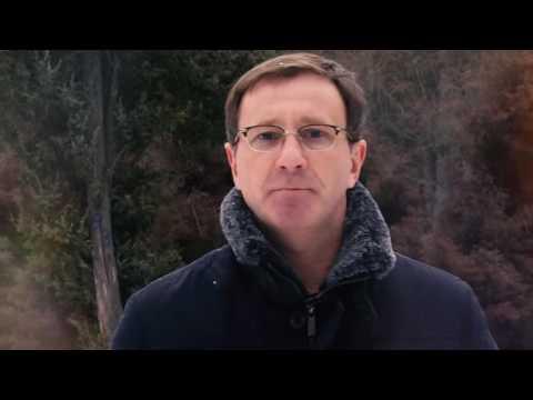 Олег Лопатовський вітає з Різдвяними святами