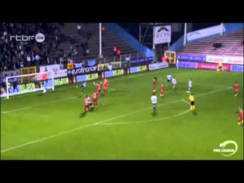Charleroi 2-0 Oostende