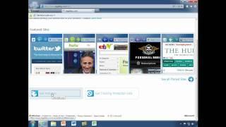 Internet Explorer 9 Tutorials