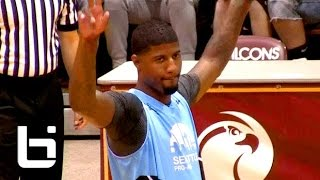 Paul George Drops 40 Points & a 360 Dunk at Seattle Pro Am!! streaming