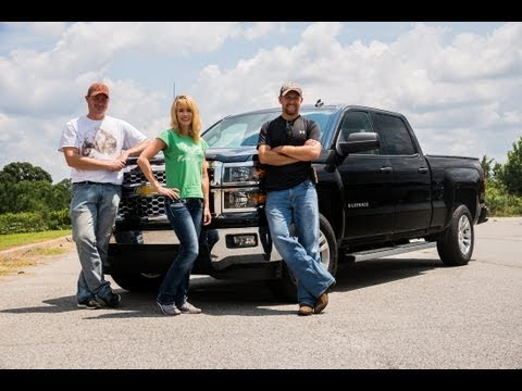 Realtree.com 2014 Chevy Silverado Review