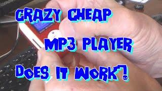 Mini MP3 Music Player From China 2 Post Free Unboxing And Using VideoMp4Mp3.Com