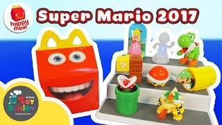 McDonald's - Super Mario, full set đồ chơi McDonald's Happy Meal - ToyStation 98