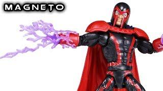 Marvel Legends MAGNETO Apocalypse Wave Action Figure Review