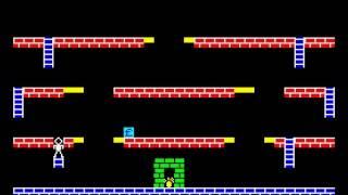 Gold Rush Walkthrough, ZX Spectrum