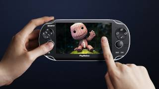 Sony PS Vita Hardware & Games E3 2011