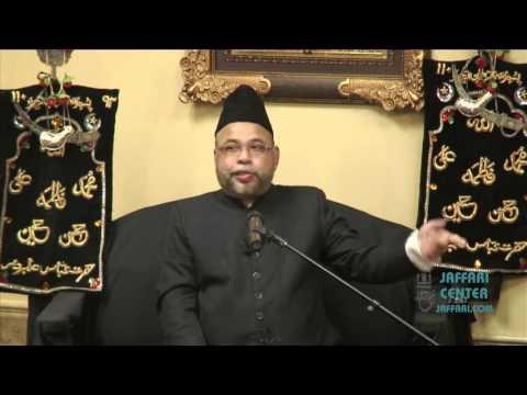30th Zil Haj 1437/2015 Maulana Sadiq Hasan Majlis