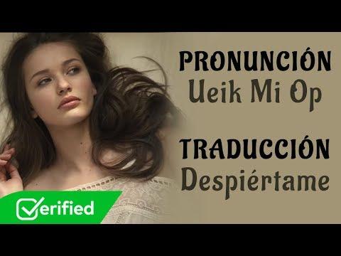 Avicii - Wake Me Up (Traducida al Español + Pronunciación)