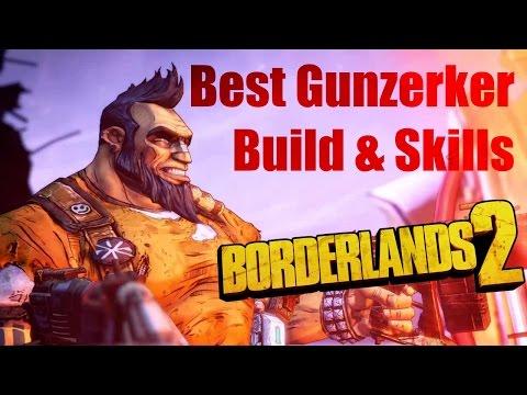 Borderlands 2 - Best Gunzerker Build & Skills