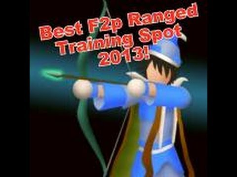 2013 Best Runescape Range Training f2p/p2p