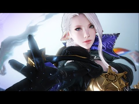 Lost Ark Character Creation - Lost Ark CBT2 Gameplay