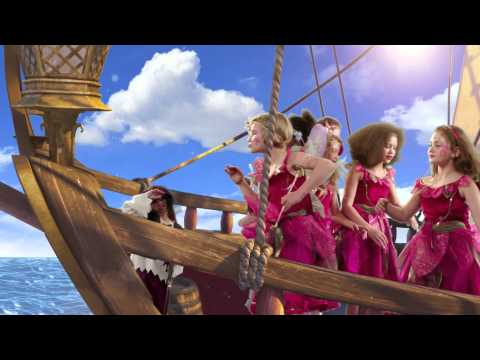 Tinker Bell And The Pirate Fairy Music Video | Official Disney Hd video