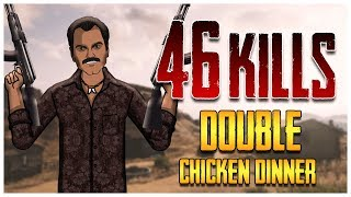46 Kills Double Chicken Dinner with Gaitonde | Jack Shukla Live
