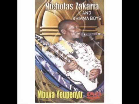Nicholas Zakaria- Muzukuru Wangu. video