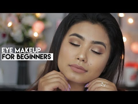 How To Apply Eyeshadow Perfectly   Easy Steps   Beginner Friendly