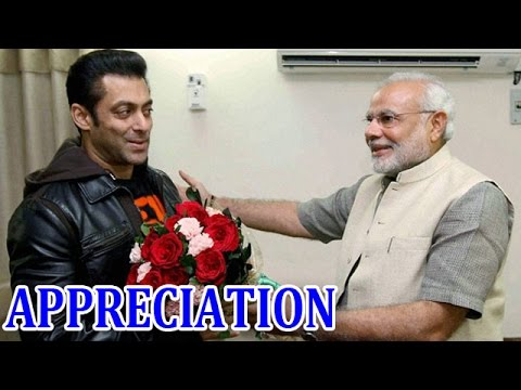 Salman Khan gets appreciation from PM Narendra Modi for Clean India campaign | EXCLUSIVE
