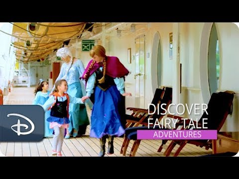 Experience Europe Enhanced With the Magic of a Disney Cruise