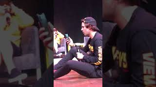 Liza Koshy surprises David Dobrik at Views Tour!
