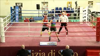 Campionati Italiani Junior 2018 - Quarti 1° Sessione