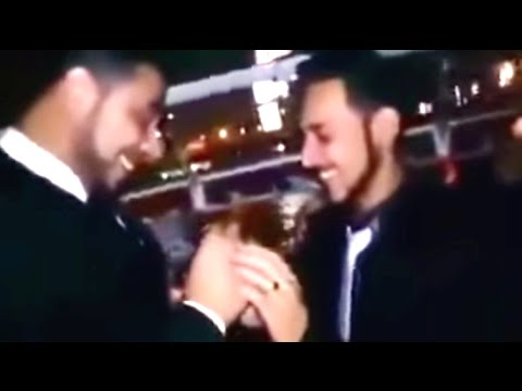 This Gay Marriage Video Got 7 Egyptian Men Arrested video