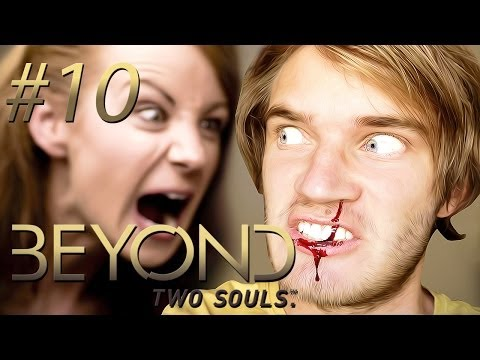 WORST DATE EVER! - Beyond: Two Souls - Gameplay, Walkthrough - Part 10