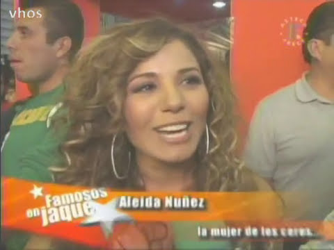Aleida Nuñez Sexy HD