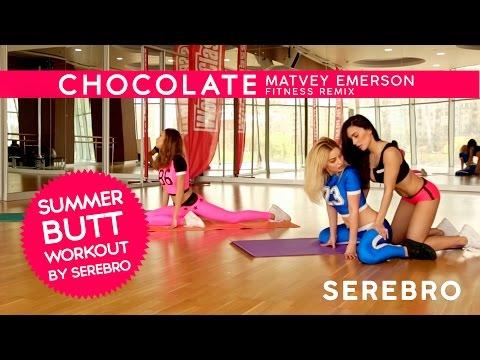 Serebro — Chocolate (Matvey Emerson Fitness Remix) pop music videos 2016