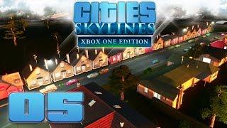 CITIES SKYLINES | Stadt ist Booming #5