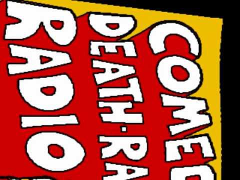 Comedy Death-Ray Radio - Paul Giamatti Stops By