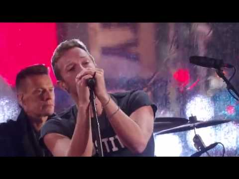 With or without you - U2 - Chris Martin - RED - Subtitulado