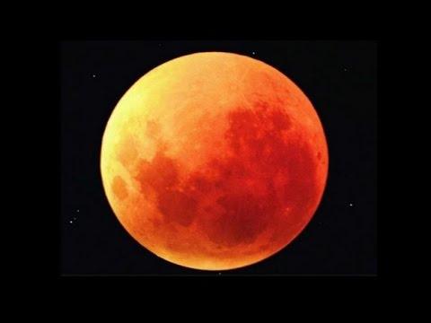 Eclipses 2014 Luna Roja Eclipse de Super Luna Roja de