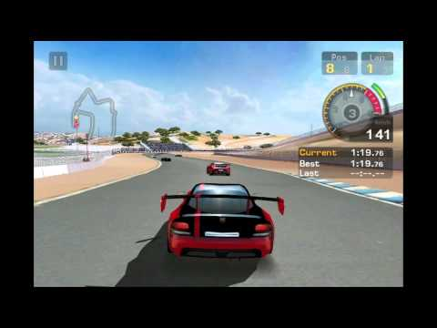 GT Racing Motor Academy - Google+ - Official gameplay trailer