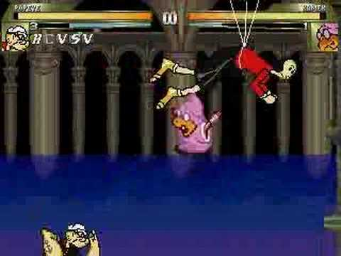 Popeye Survivor 2 - The Clock Tower Video