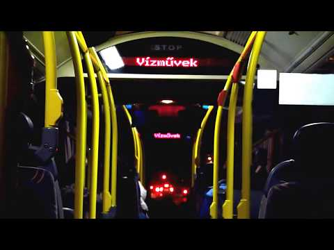 [HD] Public Transportation in Hungary 2013.10.20