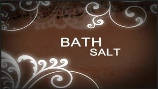 video Homemade bath salts allow you the most flexibility when it comes to choosing the types of salts you would like to use. Whether you purchase or make bath salts, the bath salt recipe or ingredient...