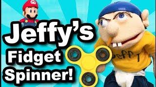 SML Movie: Jeffy's Fidget Spinner! (Non Age-Restricted!)