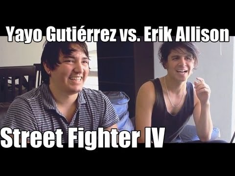 Yayo Gutiérrez vs. Erik Allison - Street Fighter IV
